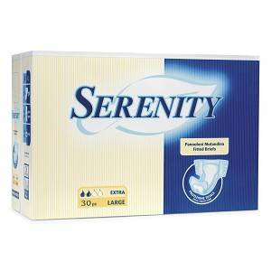 SERENITY SpA SERENITY PANNOLONI CLASSIC  EXTRA LARGE 30 PZ