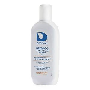 DERMON Dermico Detergente fluido Bagnoschiuma Ph4 250 ml
