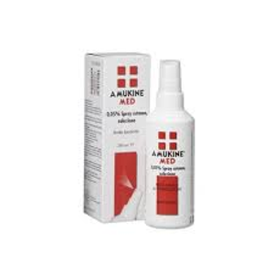 Amukine Med Spray Cutaneo 200 ml