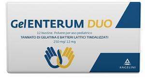 ANGELINI SpA GELENTERUM DUO 12 BUSTINE