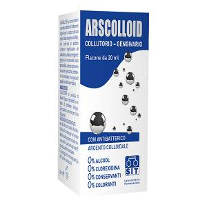 ARSCOLLOID COLLUTORIO-GEN 20ML