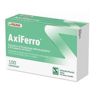 AXIFERRO 100CPR