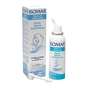 EURITALIA PHARMA (div.COSWELL) ISOMAR Spray 100 ml IGIENE QUOTIDIANA