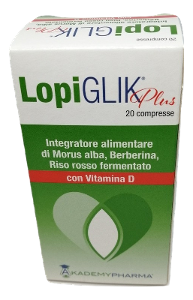 Lopiglik Plus Integratore 20 Compresse