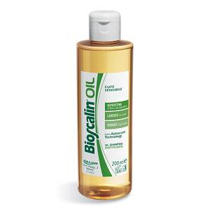 BIOSCALIN OIL SHAMPOO FORTIFICANTE 200ML