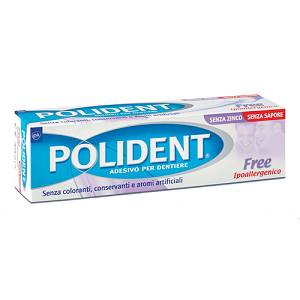 POLIDENT FREE 40gr