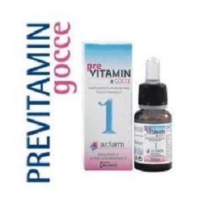 PREVITAMIN GOCCE 15ML