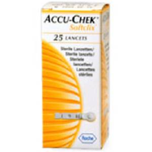 ROCHE DIABETES CARE ITALY SpA Accu-Chek Softclix LANCETTE