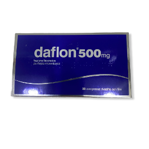 DAFLON 30 Compresse rivestite 500MG ORIGINALE ITALIANO