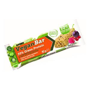 VEGAN BAR RED FRUITS 40G