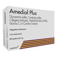 AMEDIAL PLUS 20 BUSTINE